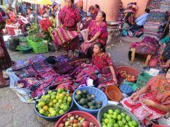 Mercato di Chichicastenago