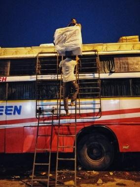 carichi pesanti, Calcutta.