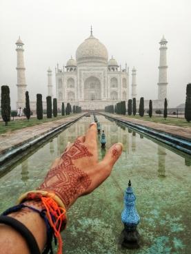 Arrivo Taj Mahal!