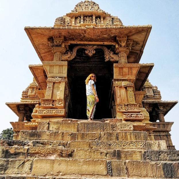 Templi Ovest di Khajuraho