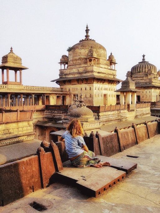 Princess of Persia? No...of Orchha