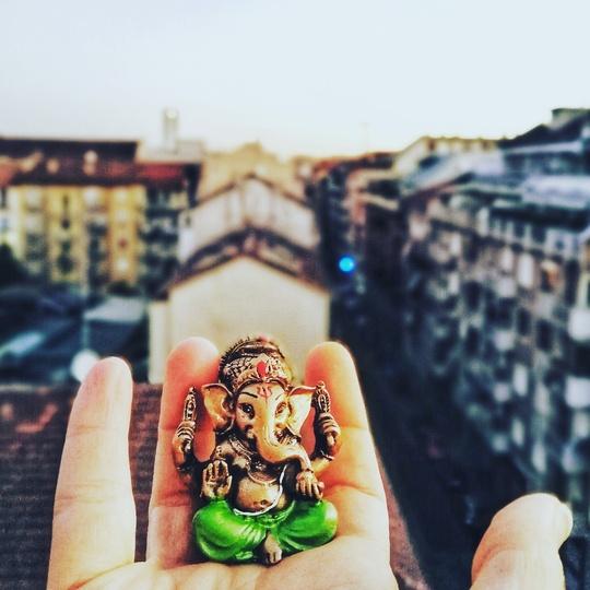 Chi è Ganesha?! Il protagonista di una storia a lietofine.