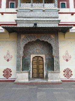 Interno del Palazzo Reale di Jaipur