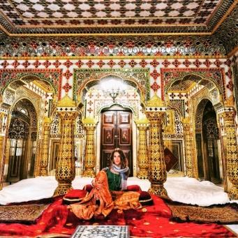 Un giorno da Regina di Jaipur