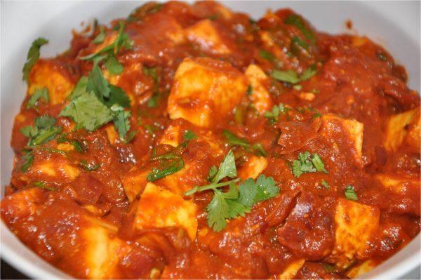 Cucina indiana: la ricetta di Raju per il PaneerMasala.